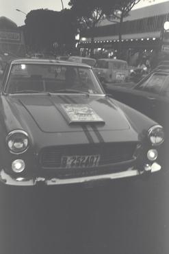 Imatges del reportatge 780009 - Platja d'Aro: turistes, cotxes i locals