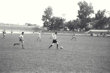 Imatges del reportatge 780533 - Partit de futbol de la Penya Muntanya