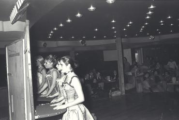 Imatges del reportatge 779372 - Espectacle a la discoteca Flamingo