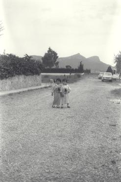 Imatges del reportatge 779192 - Dos nens amb samarrates de Tiffany's