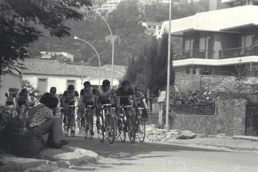 Imatges del reportatge 779380 - Cursa ciclista