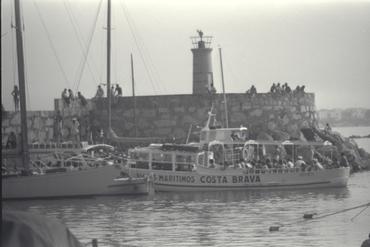 Imatges del reportatge 779525 - Vista del port de Roses