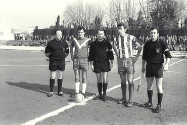 Imatges del reportatge 779213 - Partit de futbol Girona FC - CF Badalona