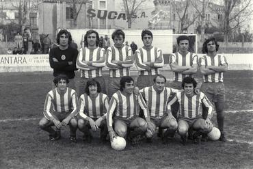 Imatges del reportatge 779406 - Partit de futbol a Figueres