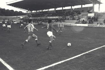 Imatges del reportatge 779407 - Partit de futbol a Montilivi