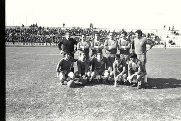 Imatges del reportatge 779218 - Partit de futbol a Girona
