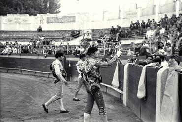 Imatges del reportatge 780093 - Corrida de toros amb el torero Jorge