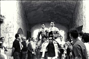 Imatges del reportatge 779669 - Corrida de toros a Girona