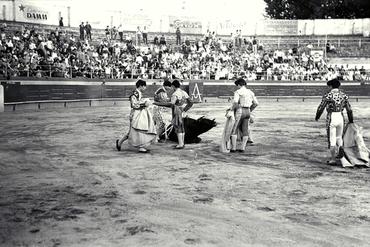Imatges del reportatge 779857 - Corrida de toros a Girona