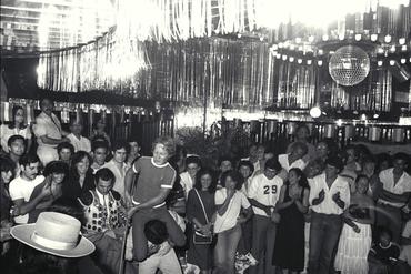 Imatges del reportatge 778858 - Festa espanyola a B.B amb Gonzalez Byass