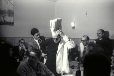 Imatges del reportatge 779698 - Homenatge als cinquanta-dos anys del cuiner Francisco Muni