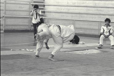 Imatges del reportatge 779615 - Combat de karate