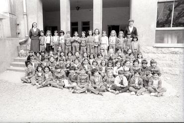 Imatges del reportatge 782823 - Grup d'alumnes d'una escola