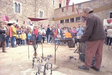 Imatges del reportatge 780851 - III Mercat Medieval de Calonge