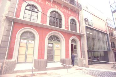 Imatges del reportatge 780934 - Teatre Municipal i el Mercantil