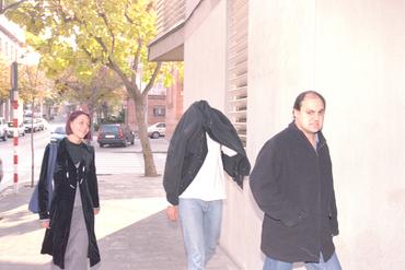 Imatges del reportatge 780890 - Detinguts pel cas d'estafa de multipropietat als jutjats