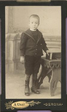 Imatge 47394 - Retrat d'un nen