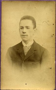 Imatge 47411 - Retrat d'un home