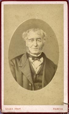 Imatge 47416 - Retrat d'un home