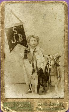 Imatge 47431 - Retrat d'un nen