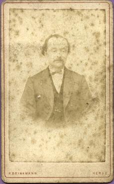 Imatge 47434 - Retrat d'un home