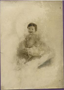 Imatge 47450 - Retrat d'una nena