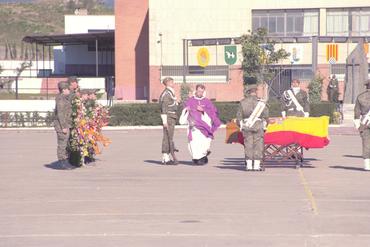 Imatges del reportatge 780825 - Funerals militars a la base militar