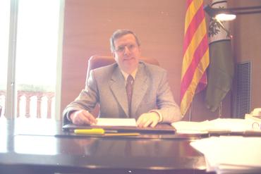 Imatges del reportatge 780948 - Josep Sala, alcalde de Lloret de Mar
