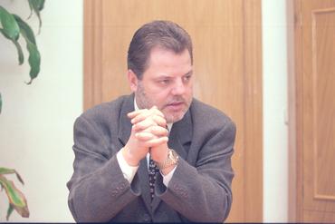 Imatges del reportatge 780969 - Ramon Ramos, alcalde de Blanes