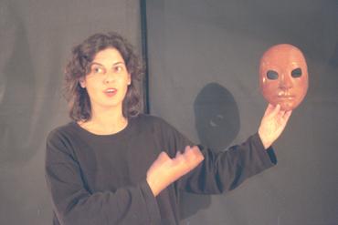 Imatges del reportatge 781024 - Maria Codinachs, actriu i professora del Galliner