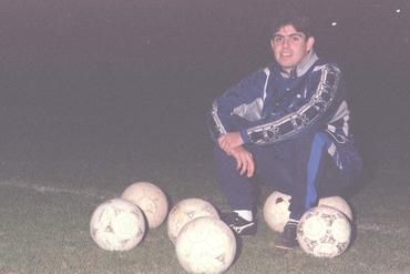Imatges del reportatge 781031 - Josep Santos, jugador de futbol de la U.E.Figueres