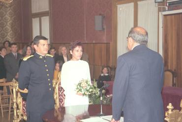 Imatges del reportatge 781027 - Casament Civil per Norbert Gil