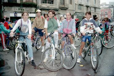 Imatges del reportatge 781285 - Festa de la Bicicleta