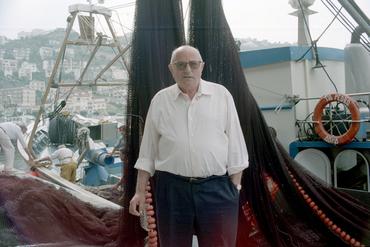 Imatges del reportatge 781274 - Joaquim Fontdecaba, president de la Confraria de Pescadors de Girona.