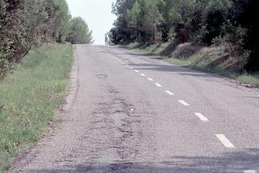 Imatges del reportatge 781376 - Carretera GI-631 entre Vilopriu i Sant Mori