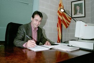 Imatges del reportatge 781235 - Josep Vicens, alcalde de Vilademuls