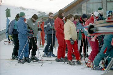 Imatges del reportatge 781250 - Primera esquiada de la temporada