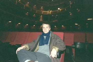 Imatges del reportatge 781451 - Francesc Pereira, autor de teatre