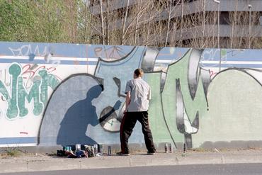Imatges del reportatge 781568 - Graffiters