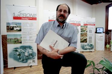 Imatges del reportatge 781667 - Josep Valls, gerent del grup Aspronis