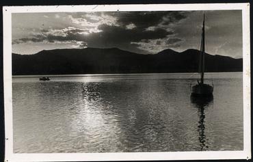 Imatge 54812 - Capvespre a l'estany de Banyoles