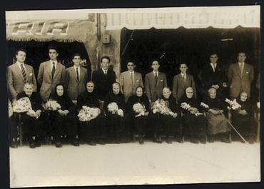 Imatge 54853 - Festa d'homenatge a la vellesa a Banyoles