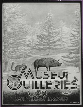 Imatges del reportatge 783605 - Museu Guilleries, a Sant Hilari Sacalm