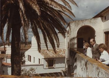 Imatges del reportatge 783623 - Casa natal de Josep Pella i Forgas, a Begur