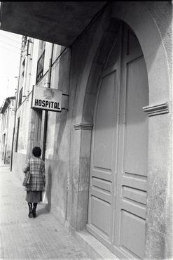Imatges del reportatge 782631 - Hospital de Santa Coloma de Farners