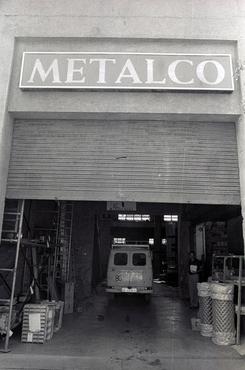 """Imatges del reportatge 777722 - Magatzem de """"Metalco"""" a Girona"""