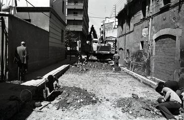 Imatges del reportatge 777565 - Obres al carrer de la Rutlla