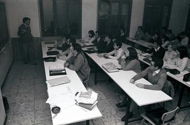 Imatges del reportatge 777564 - Escola d'Adults de Girona