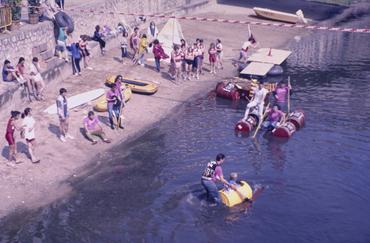 Imatges del reportatge 1122544 - Regates a l'Onyar