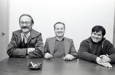 Imatges del reportatge 777770 - Entrevista a tres membres de la Junta del Pontenc